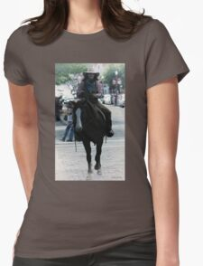 Cattle Drive 18 Womens Fitted T-Shirt
