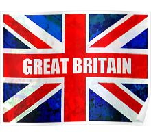 GREAT BRITAIN Poster