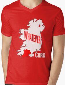 Cork... Whatever... Mens V-Neck T-Shirt