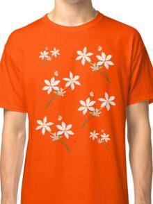 White Wildflower Classic T-Shirt