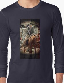 Cattle Drive 20 Long Sleeve T-Shirt