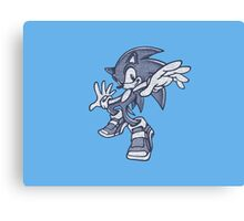 Sonic Adventure 2 Art Canvas Print