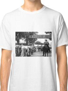 Cattle Drive 21 Classic T-Shirt