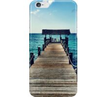 Daytime Docks iPhone Case/Skin