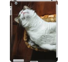 Silly Sophia... Just Hanging Out !! iPad Case/Skin