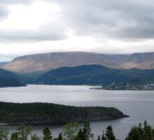 Beauty of Newfoundland Sticker