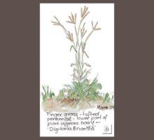Finger grass - Botanical One Piece - Short Sleeve