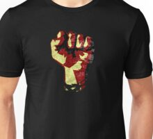 Revolution!!! Raised Fist!  Unisex T-Shirt