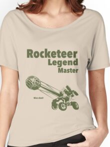 Rocketeer  Women's Relaxed Fit T-Shirt