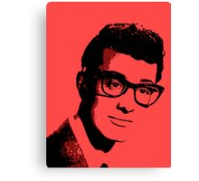 Buddy Holly Canvas Print