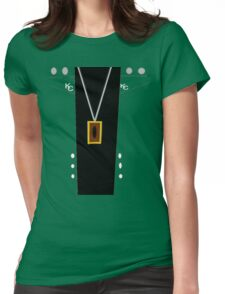 Kaiba coat Womens Fitted T-Shirt
