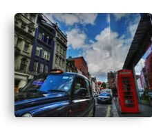 London 37 Canvas Print