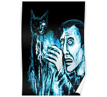 The Black cat reveals the gallows Poster