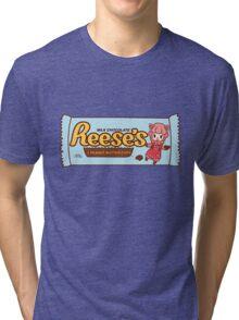 ACNL Reese's Peanut Butter Cups  Tri-blend T-Shirt