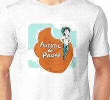 Autistic & Proud Unisex T-Shirt
