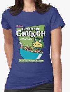 Kapp'n Crunch! Womens Fitted T-Shirt