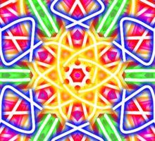 Mystical Mandala 06 Sticker