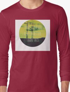 There's Never A Wish Better Than This Long Sleeve T-Shirt
