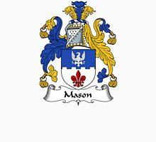 Mason Coat of Arms / Mason Family Crest Unisex T-Shirt