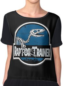 Raptor Trainer Chiffon Top