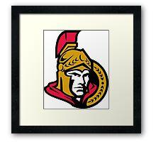Ottawa Senators Framed Print