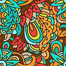 Abstract pattern 2 by Losenko  Mila