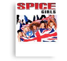 Spice Girls Canvas Print
