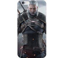 Geralt of Rivia iPhone Case/Skin