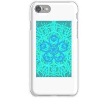 Mystical Mandala 16 Starfish Mermaid iPhone Case/Skin