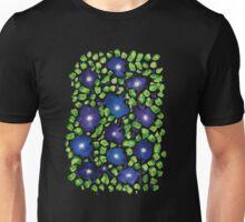exploding violets Unisex T-Shirt