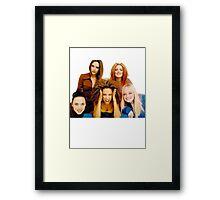Spice Girls Framed Print
