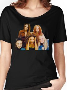 Spice Girls Women's Relaxed Fit T-Shirt