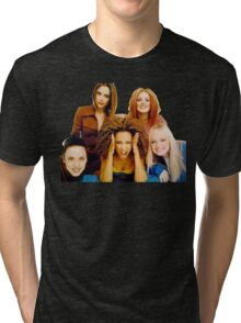 Spice Girls Tri-blend T-Shirt