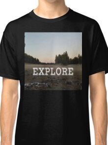 Explore Meadow Classic T-Shirt