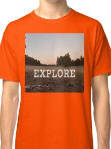 Explore Meadow Classic T-Shirt