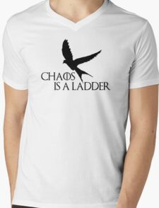 Chaos is a ladder Mens V-Neck T-Shirt