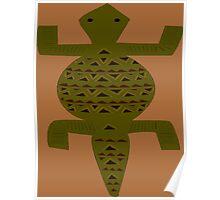 Lizard #1 Poster