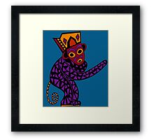 Monkey #1 Framed Print