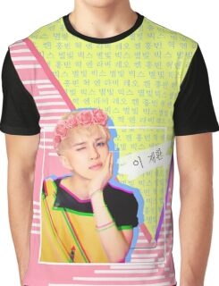 VIXX Ken Cute Blonde Main Vocal Graphic T-Shirt