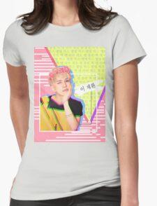 VIXX Ken Cute Blonde Main Vocal Womens Fitted T-Shirt