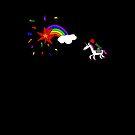 Blastin' Rainbows by masachan