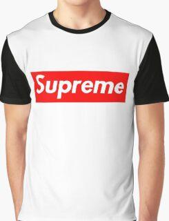 supreme Graphic T-Shirt