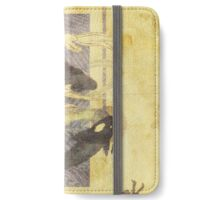 The Element of Change iPhone Wallet/Case/Skin