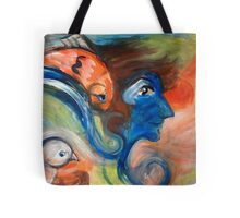 Wild Ride in Nature Tote Bag