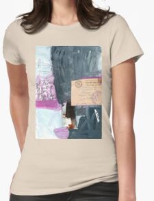 top scientist Womens Fitted T-Shirt