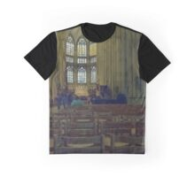 Cathedral, Regensburg 2 Graphic T-Shirt