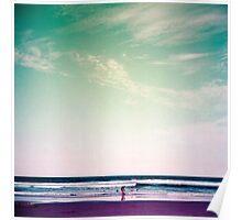 Coolum Beach Poster