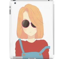 Cool Girl? iPad Case/Skin