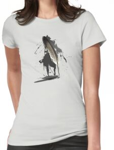 Writer's Block Womens Fitted T-Shirt