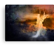 Mother of Dragons - Game of Thrones theme Canvas Print